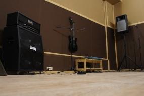 Комната Large - Репетиционная база Вторая Волна