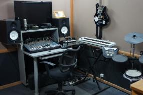 Комната Solo - Репетиционная база Вторая Волна